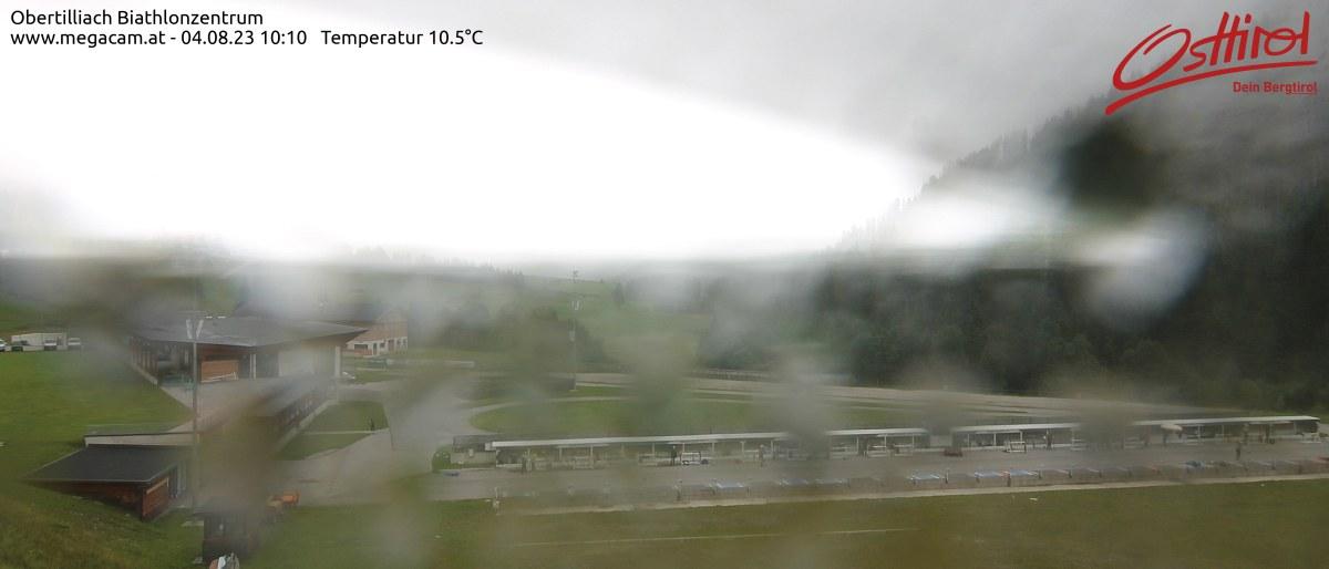 Obertilliach, Biathlonzentrum
