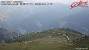 Wetter und Livebild Skigebiet Golzentipp bei Obertilliach - 2091 Meter Seehöhe